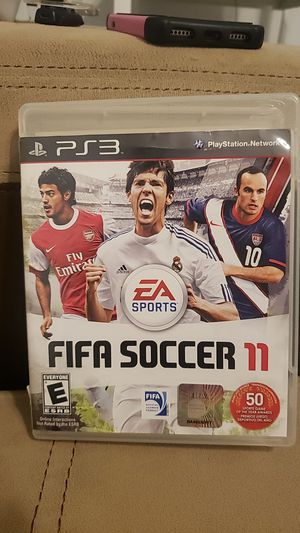 PS3 Fifa Soccer 11 for Sale in Chicago, IL