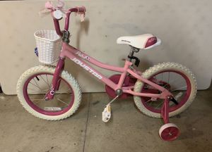 Joystar Kids Girls 16 inch Bicycle Bike for Sale in Rialto, CA