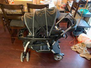 Graco double stroller for Sale in Fircrest, WA