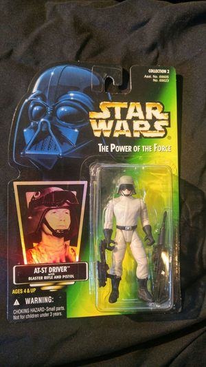 Star Wars Action Figure - AT ST Driver for Sale in Salt Lake City, UT