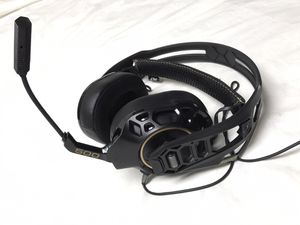 Gaming headset headphones Plantronics Rigs 500 pro ps4 Xbox pc for Sale in Miami, FL