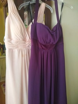 Bridesmaid dresses size 6 for Sale in Damascus, MD