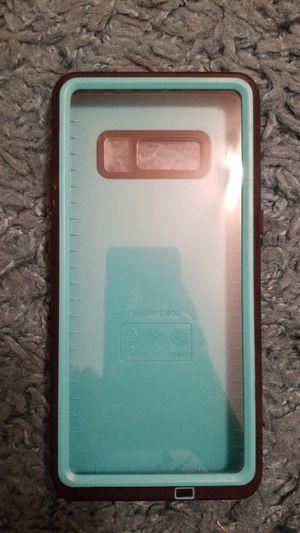 Note 8 waterproof case for Sale in Fairfax, VA