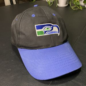 Vintage 1990s NFL Football Seattle Seahawks SnapBack Hat for Sale in Tacoma, WA