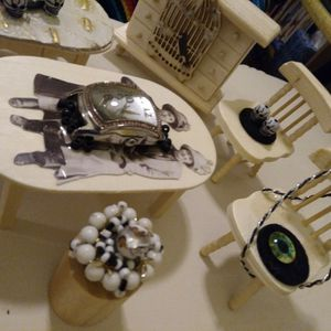 Gothic. Doll House Furniture. Handmade for Sale in Walton Hills, OH