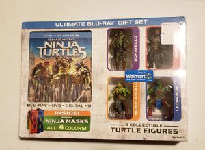 TMNT Movie Collection for Sale in Fresno, CA