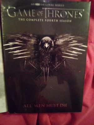Game Of Thrones Season 4 for Sale in Davenport, IA