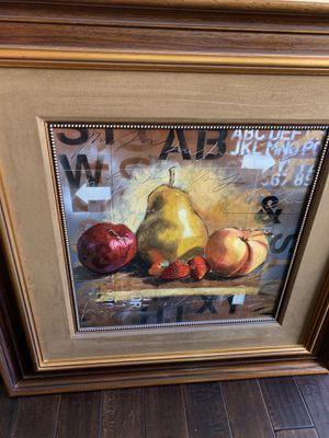 Nicely framed picture, artwork for Sale in Scottsdale, AZ