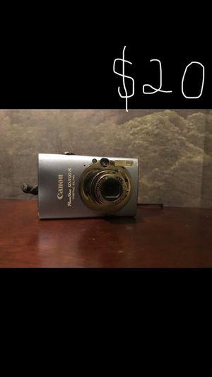 Vintage Canon Camera -$20 for Sale in Tempe, AZ