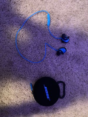 Bose wireless air pods for Sale in Edmonds, WA