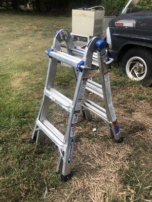 Werner little giant ladder for Sale in Gaithersburg, MD