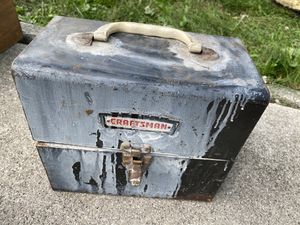 Vintage Craftsman Box for Sale in Willow Springs, IL