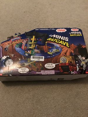 Thomas and Friends Minis Batcave Track Set for Sale in Herndon, VA