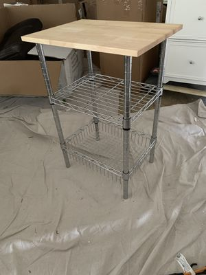 Small kitchen rack for Sale in Saint Petersburg, FL