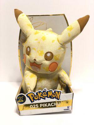 Pikachu 20th Anniversary Plushie for Sale in Diamond Bar, CA
