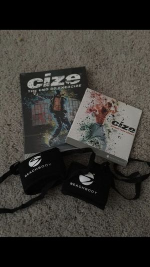 Cize dance/exercise videos for Sale in Jacksonville, FL
