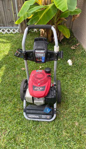 Honda pressure cleaner . DO NOT RUN for Sale in Homestead, FL