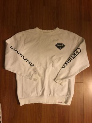 Diamond Skateboarding Crew Neck Obey Sweater Jacket ( Mens Small ) Supreme for Sale in Los Angeles, CA