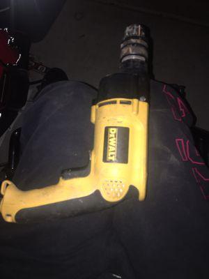 dewalt hammer drill for Sale in Maricopa, AZ