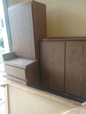 Kitchen cabinets, take all $50 for Sale in Chesapeake, VA