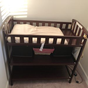 Wooden Changing Table for Sale in Miami, FL