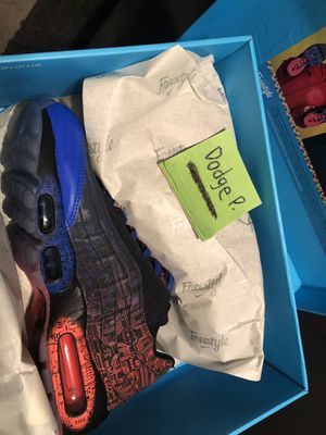 Nike doernbecher air max 95 for Sale in Los Angeles, CA