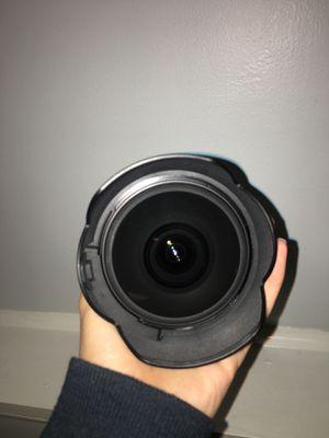 Nikon 8mm 15mm fisheye for Sale in Marietta, GA