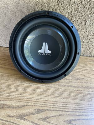 Jl audio subwoofer for Sale in Modesto, CA