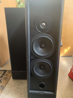 Polk audio for Sale in Richmond, CA