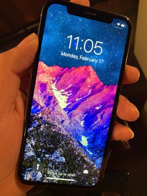 iPhone X 64GB UNLOCKED! for Sale in Cicero, IL