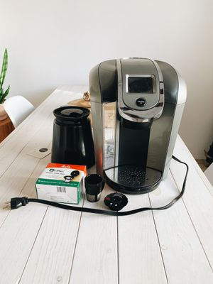 Keurig 2.0 w/ Coffee Carafe for Sale in Costa Mesa, CA