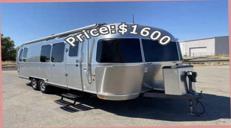 ⚜️$1600 Selling 2012 Airstream, Running Like New⚜️ for Sale in San Angelo,  TX