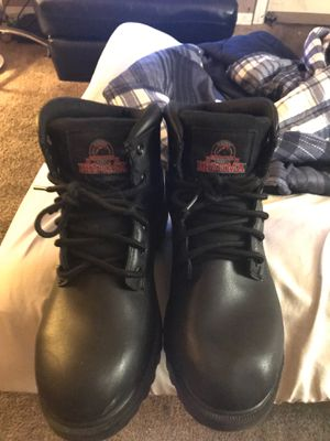 Brahma Work Boots 🥾 Size 9.5 for Sale in North Las Vegas, NV