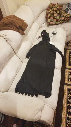 The Reeper costume size 8 to 10 for Sale in Egg Harbor City, NJ