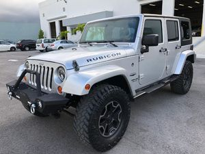 2007 Jeep Wrangler for Sale in Miami, FL