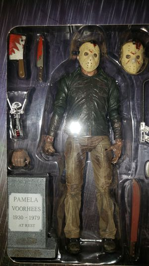 Neca Friday the 13th Ultimate Final Chapter Jason Vorhees for Sale in Chicago, IL