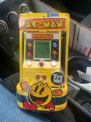 Pac-Man mini arcade game for Sale in West Covina, CA