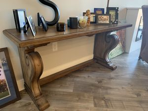 Ethan Allen Console Table for Sale in St. Louis, MO