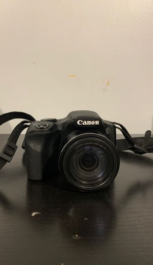Canon PowerShot SX530 HS for Sale in Silver Spring, MD