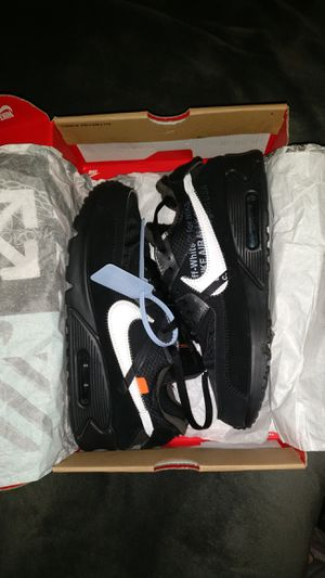 "OFF-WHITE x Nike Air Max 90 ""The Ten"" for Sale in Reedley, CA"