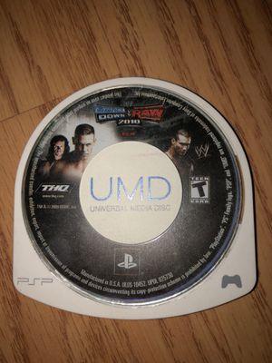 WWE SmackDown vs. RAW 2010 [PSP Game] for Sale in San Jose, CA