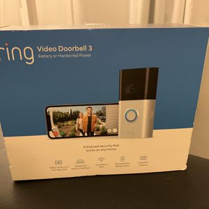 Ring Video Doorbell 3 for Sale in Austin, TX