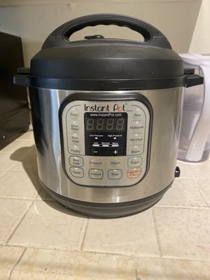 Instant Pot (Used once!) for Sale in Torrance, CA