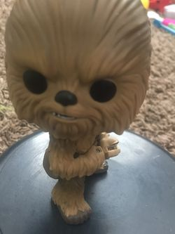 Star Wars Chewbacca Bobble Head Figure for Sale in Woodland,  CA