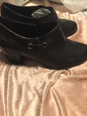 Women's size 10 w black dress boots for Sale in Rochester Hills, MI