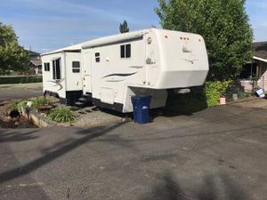 Toy hauler Camping Trailer for Sale in Auburn, WA
