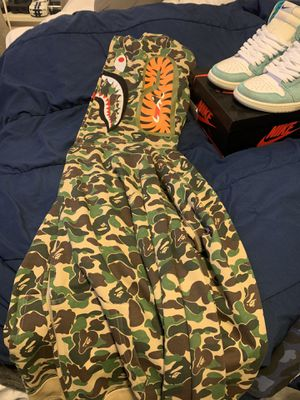 BAPE Hoodie XL for Sale in Brookline, MA