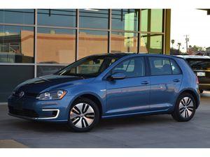 2016 Volkswagen e-Golf for Sale in Tempe, AZ