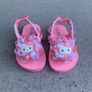 Handmade Pink Hello Kitty Sandal's for Sale in Thornton, CO