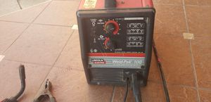 Lincoln electric welder pak 100 arc welding & wire feeder for Sale in Vernon, CA
